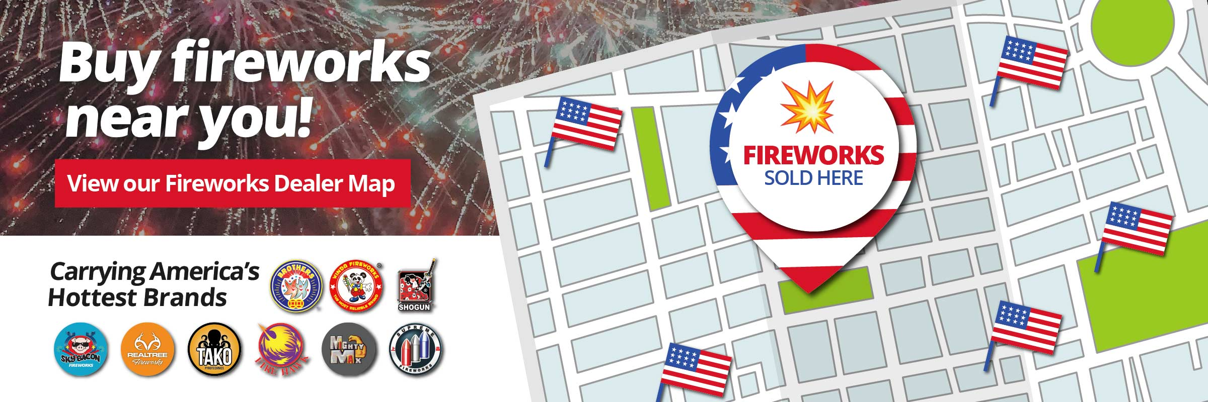 Talk to our Experts about the perfect fireworks for your needs