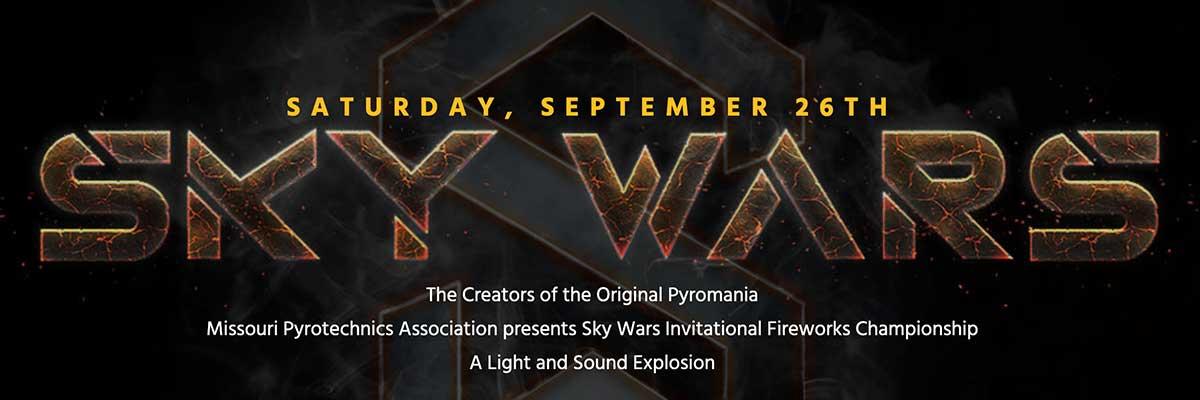 Sky Wars Fireworks Festival