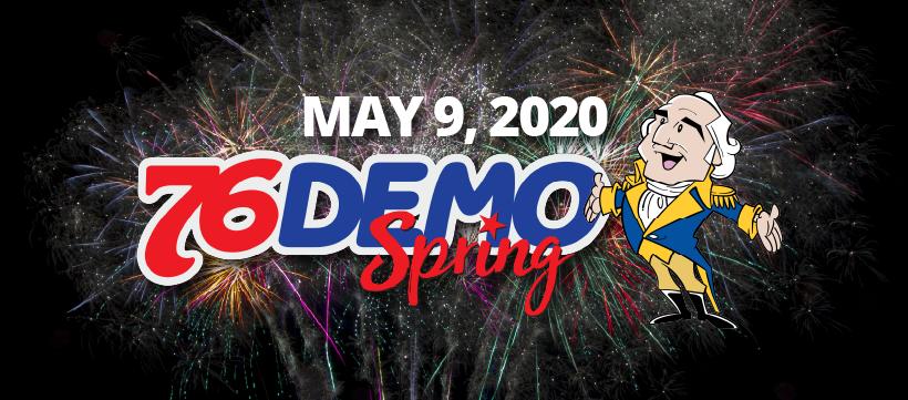 2020 Spring Fireworks Demo