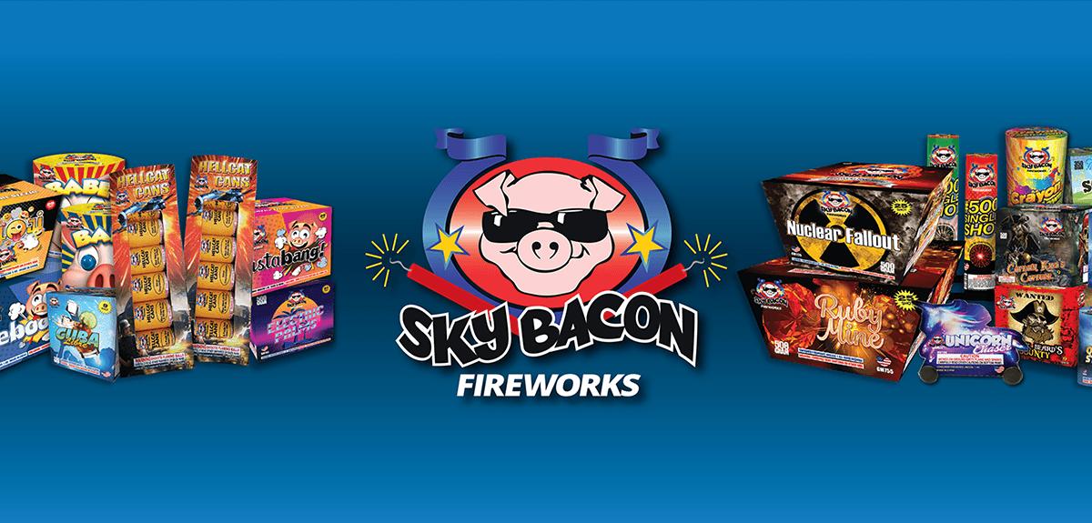 Sky Bacon Fireworks