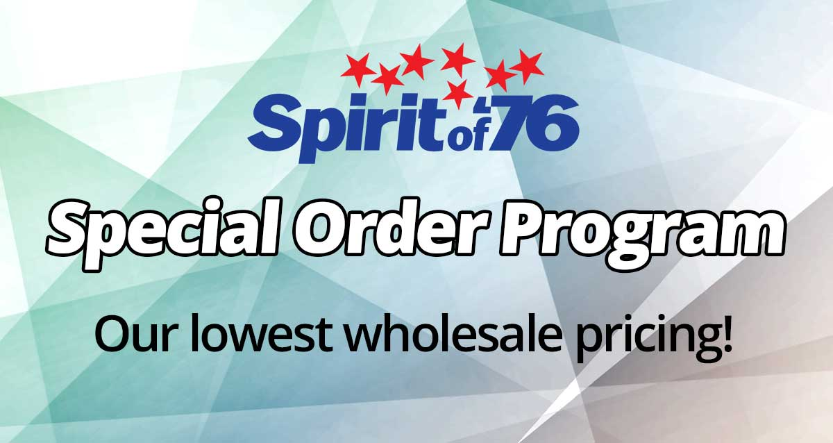 2019 Special Order - Our lowest wholesale fireworks prices