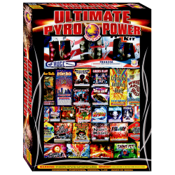 Ultimate Pyro Power Firework
