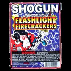 Flashlight Crackers (24/40/16) Firework