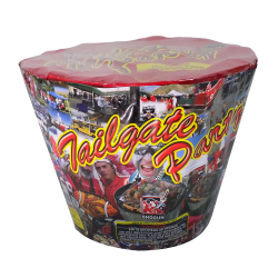 Tailgate Party Firework