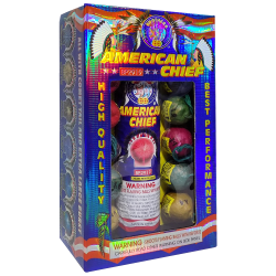 "American Chief 1.75""  Firework"