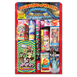 Fountains of Wealth (S&S) Firework