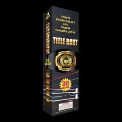 Title Bout - 1.75in (Asst. Breaks) Firework