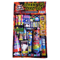 Johnny Bs Pyro Set Firework