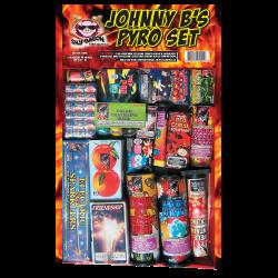 Johnny Bs Pyro Set (S&S) Firework