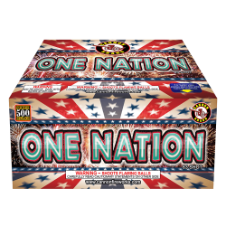 One Nation Firework