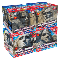 Mt Rushmore (Assorted) Firework