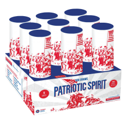 Patriotic Spirit Firework