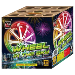 Wheel in the Sky Firework