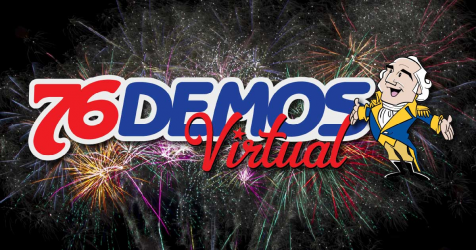 2020 Virtual Fireworks Demos Online