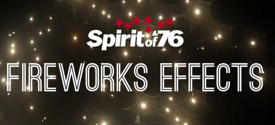 Fireworks Effects Types and Names