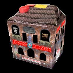 Spooky Mansion Firework