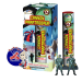 Parachutes Fireworks: Day parachutes, night parachutes, chutes with action figures, with smoke, with lantern, victory celebration, and more.