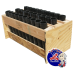 Mortars & Racks Fireworks: Wooden racks made in the USA! Fiberglass and HDPE tubes for sale - the SAFE alternatives to PVC pipe.